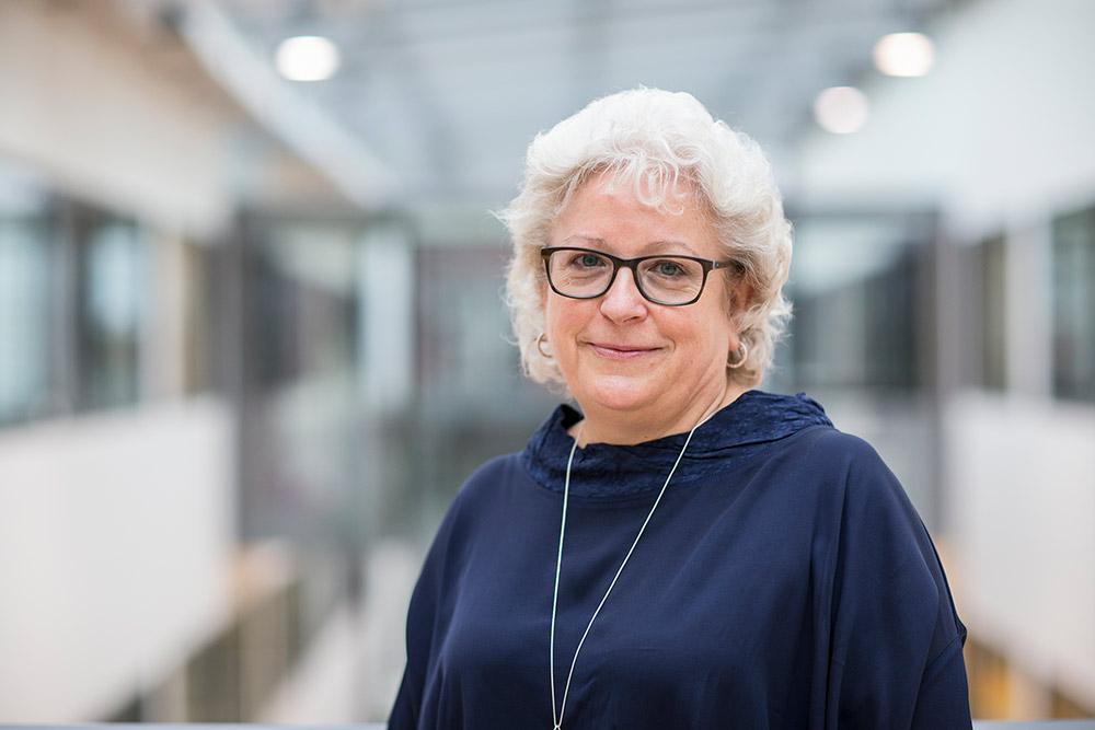 Gabriele Wolter Geschäftsführerin Städt. Klinikum Brandenburg GmbH