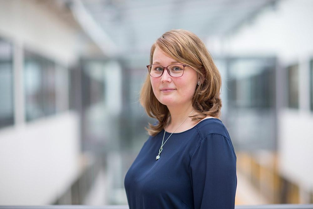 Jeanett Förster Sekretariat Studien Angiologie Campus Brandenburg