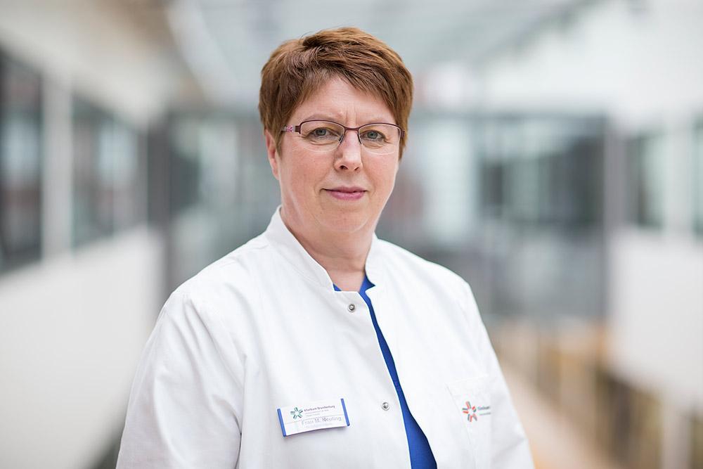 Manuela Neuling Study Nurse Angiologie Campus Brandenburg