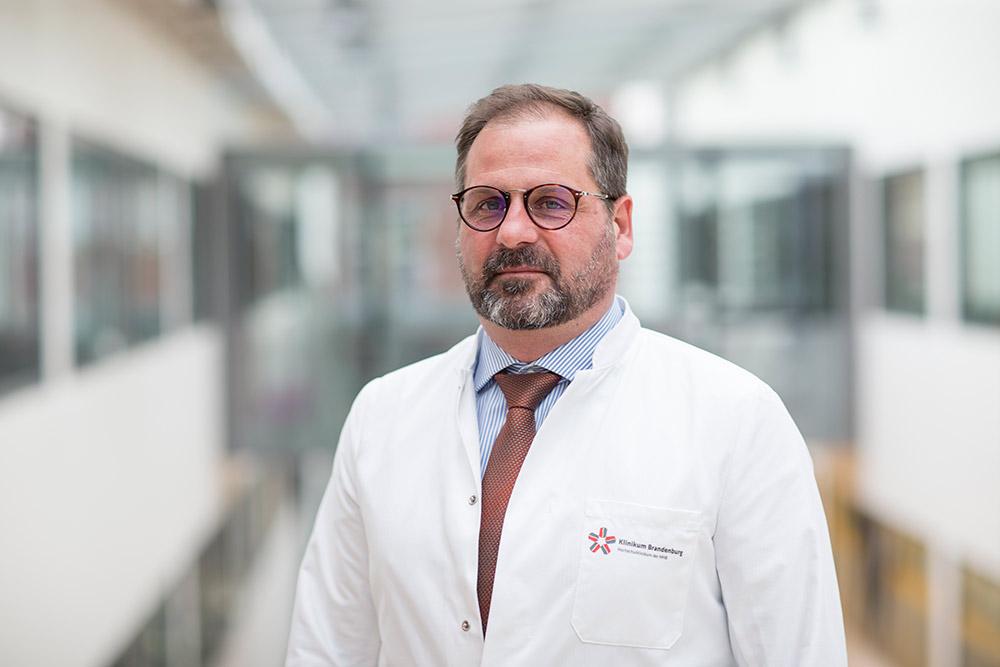 Christian Dettenborn Oberarzt Radiologie Campus Brandenburg