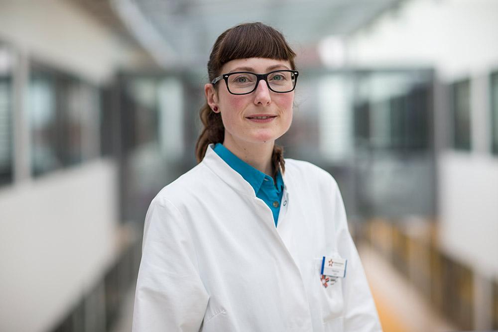 Anja Lude Ärztin Innere Medizin Campus Brandenburg