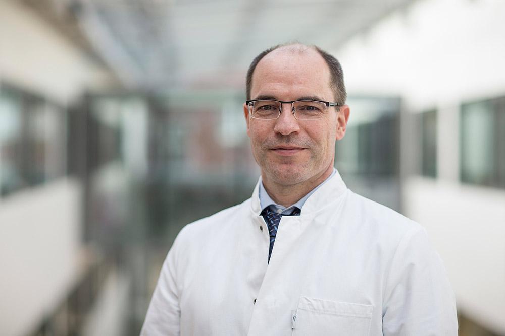 Univ.- Prof. Dr. med. Oliver Ritter Klinikdirektor Hochschulklinik für Kardiologie & Pulmologie Campus Brandenburg