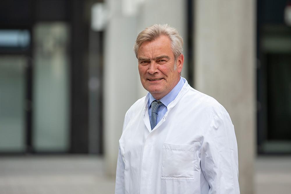 Chefarzt Prof. Dr. Dirk Fritzsche Facharzt für Herzchirurgie (Cottbus)