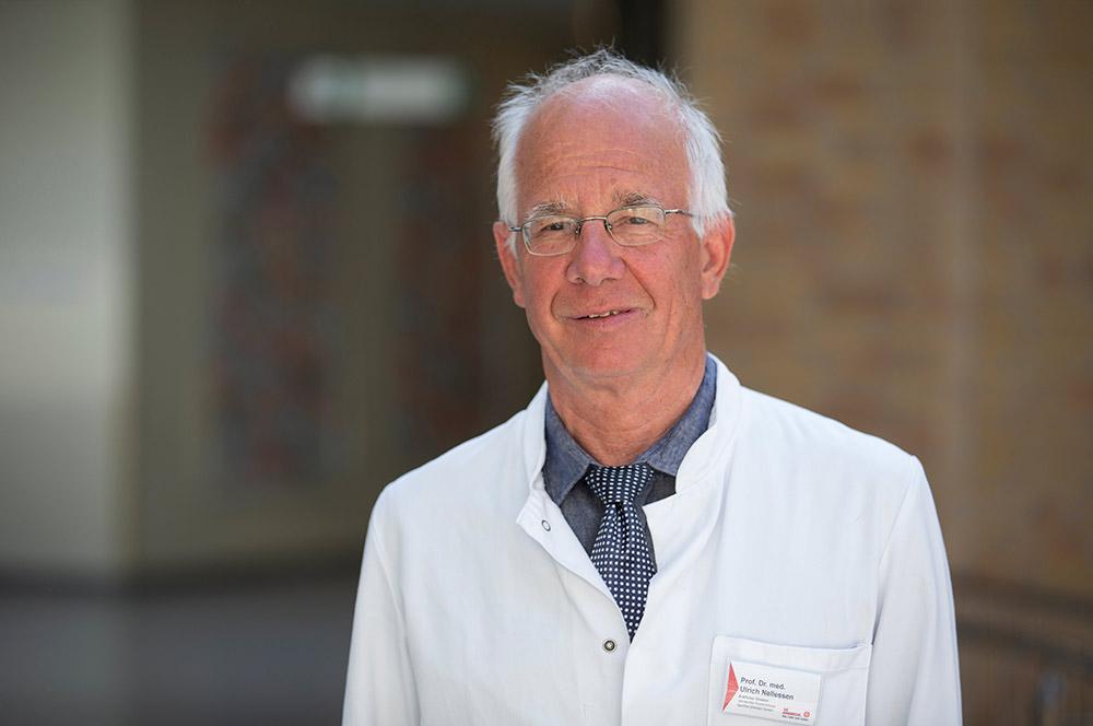 Prof. Dr. med. Ulrich Nellessen Ärztlicher Direktor