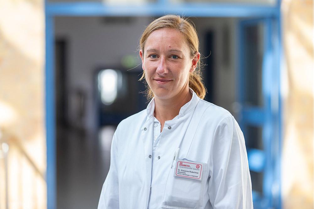 Dr. Susanne Rutschow Oberärztin Kardiologie