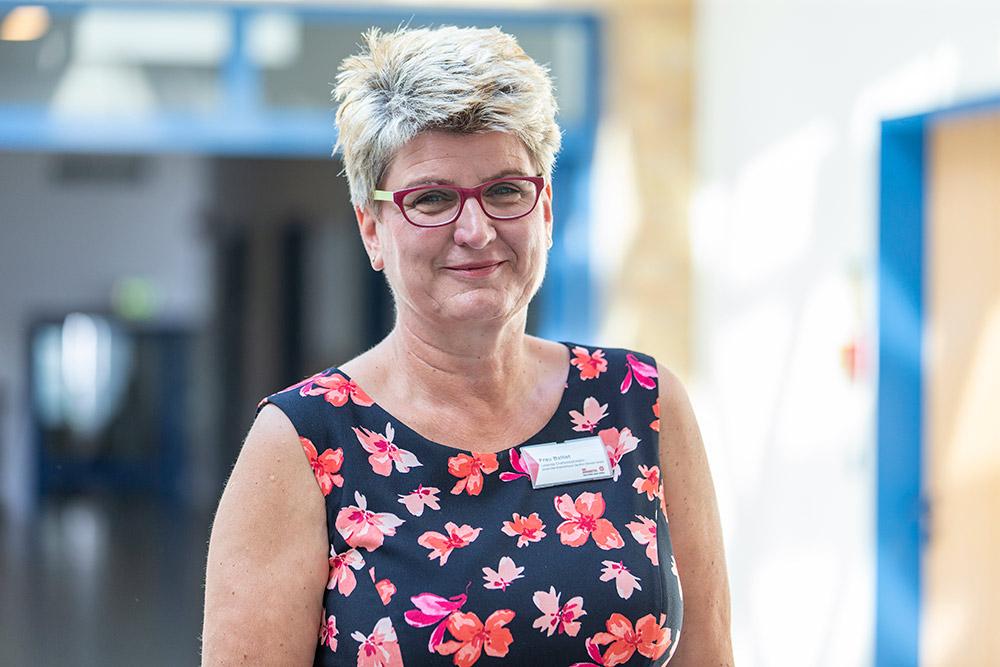 Ulrike Balliet Leitende Chefarztsekretärin