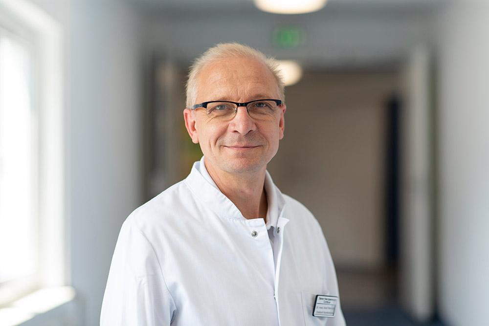 Chefarzt Dr. med. Axel Harnath Facharzt für Innere Medizin und Kardiologie