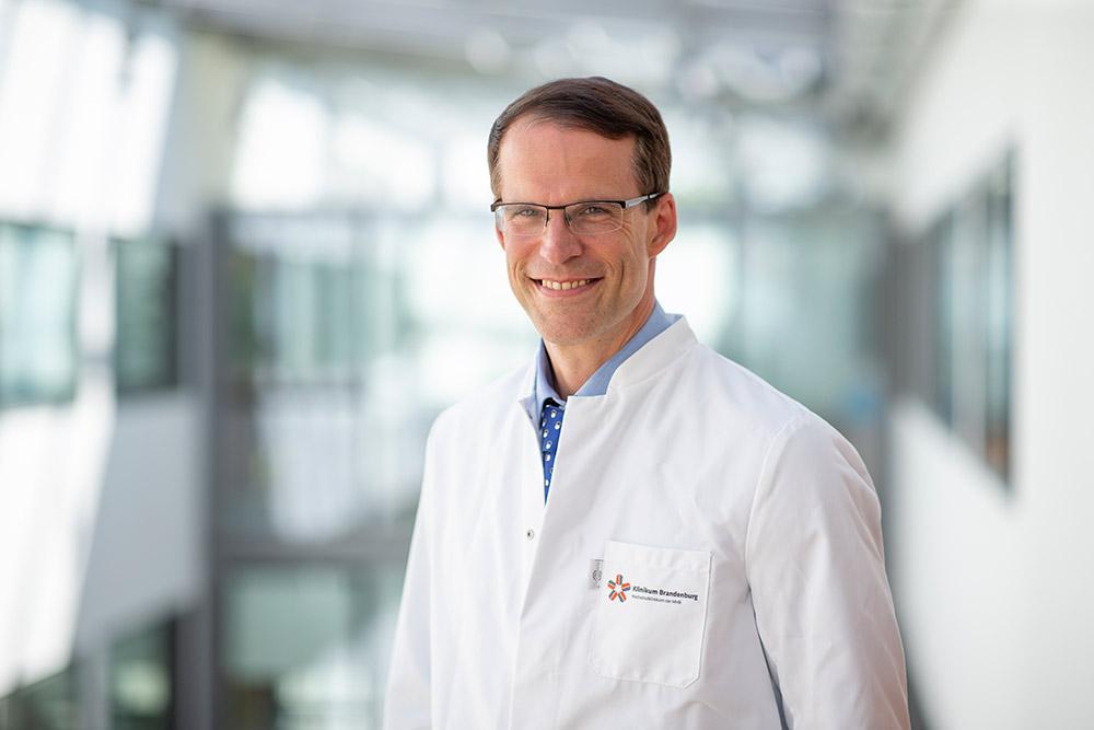 Prof. Dr. Daniel Patschan Leitender Oberarzt Nephrologie