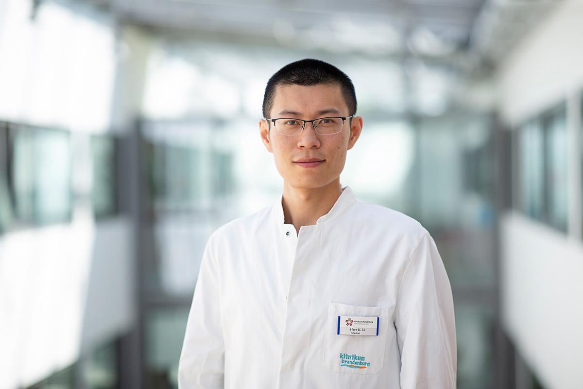 Kangbo Li